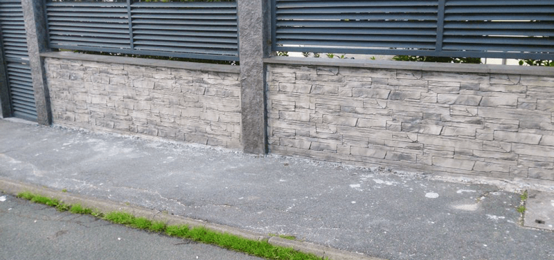 gard beton polimeric