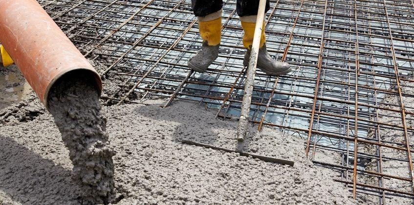 armatura dala din beton
