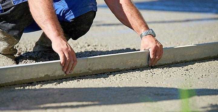intindere beton