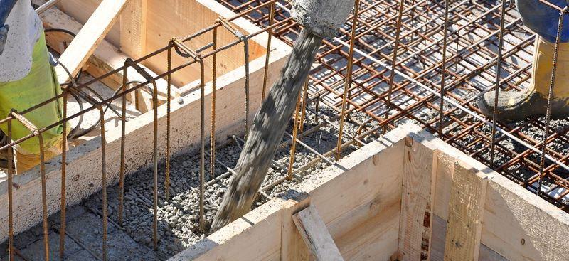 turnare beton in fundatie
