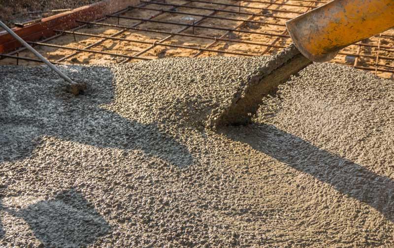 turnare dala beton