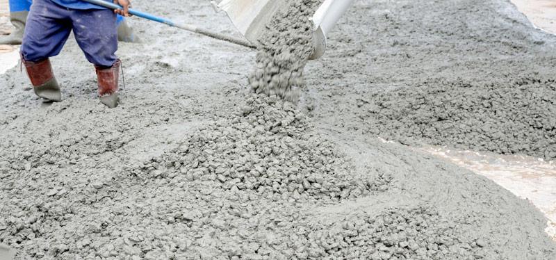 prepararea betonului la centrala