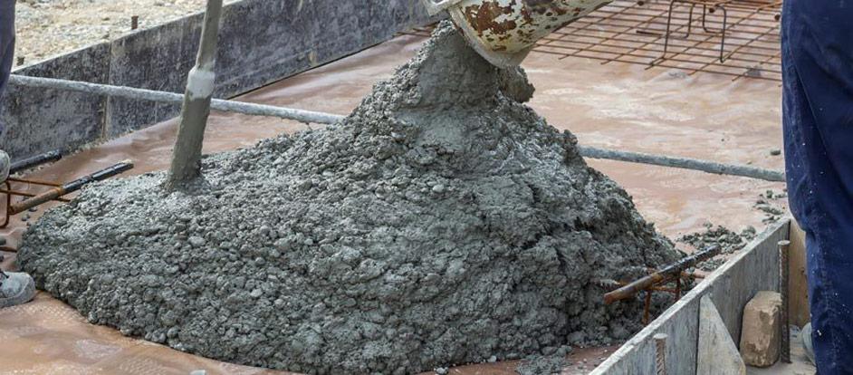 compozitie si turnare beton