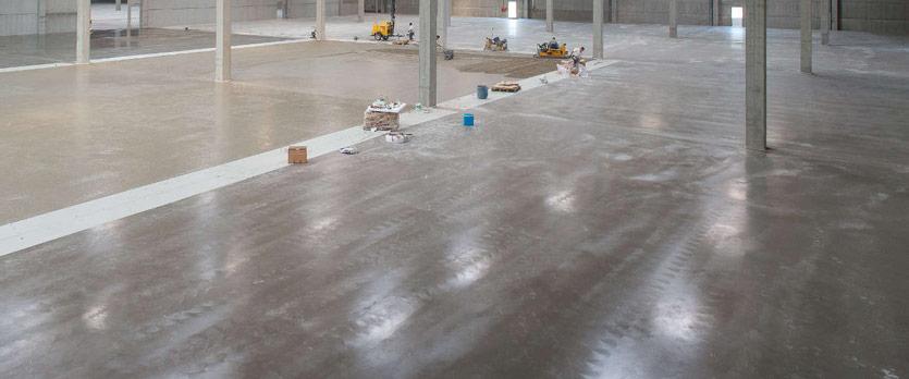 pardoseala din beton pentru trafic greu