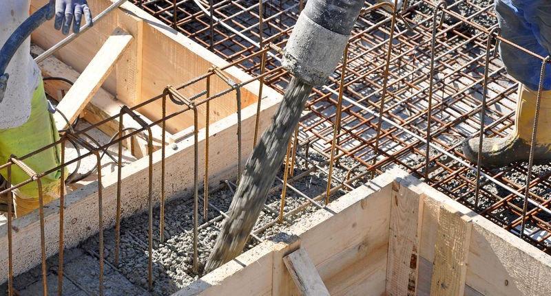 Reteta beton fundatie. Ce este recomandat? Pret metru cub?