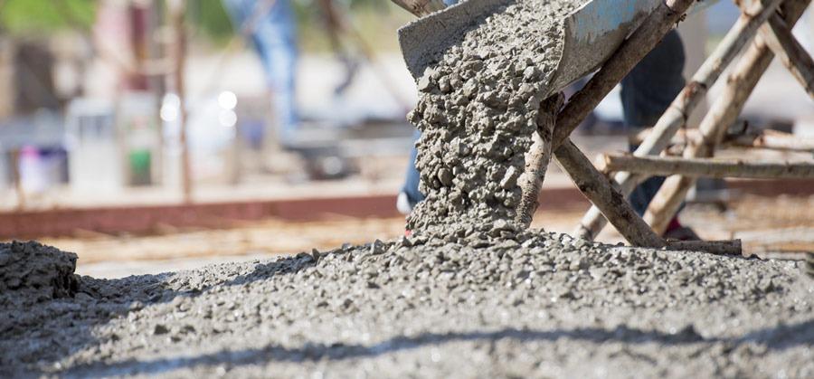 Cati saci de ciment intra la un metru cub de beton?