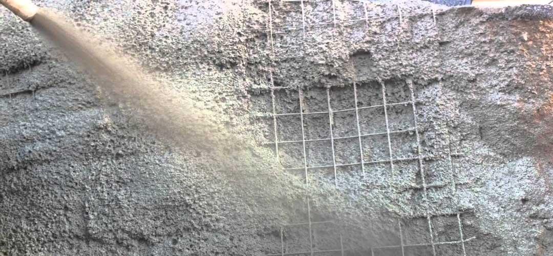 Ce este procesul de torcretare beton? Tipuri si Utilizari.