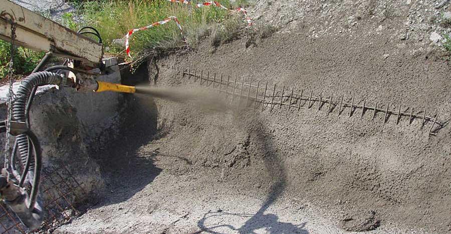 utilizari torcretare beton